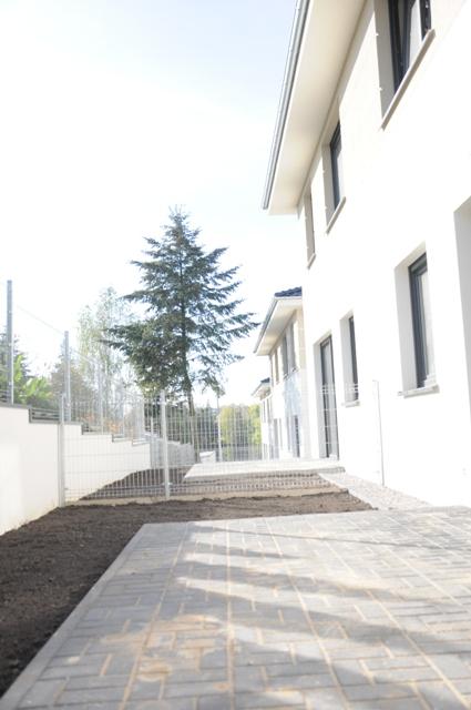 Suchy Las, nowe domy bliźniacze w cenie mieszkania, 4 pokoje, ogródek, 499 tys!