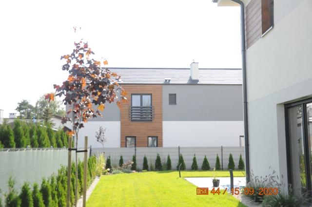 Nowoczesny projekt, dom Smochowice, 148m2/455m2!
