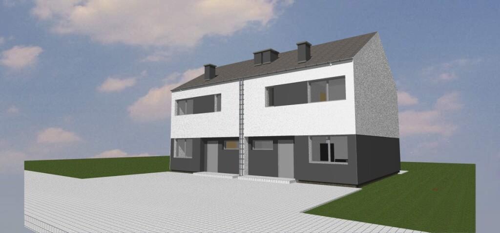 Rokietnica, nowe osiedle, nowe domy developerskie, 99m2, 405 tys!