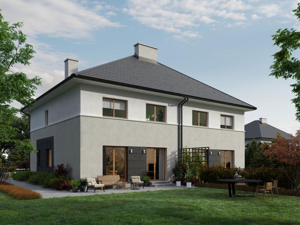 Kiekrz, nowe domy developerskie, 104m2, działki 450m2!